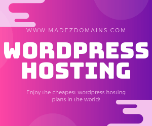 Enjoy the cheapest wordpress hosting plans in the world!
